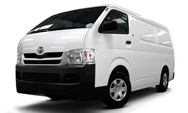 Hiace From $69