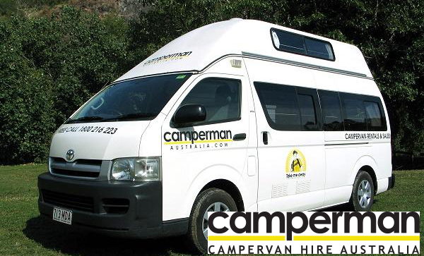 Take Me Away with Camperman Australia