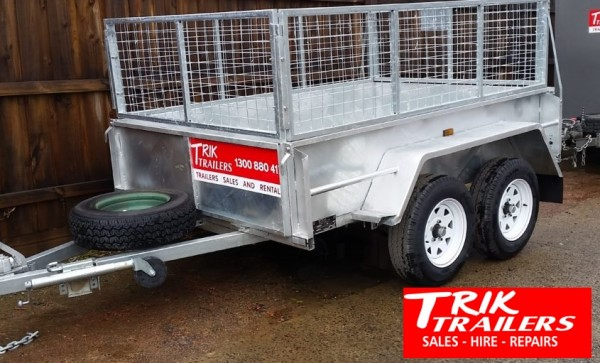 New Agent for Trik Trailers